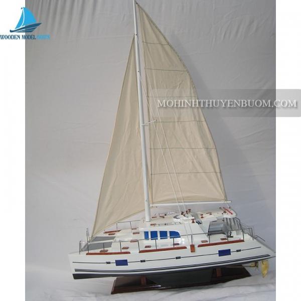 Lagoon 500 Catamaran 1 Min