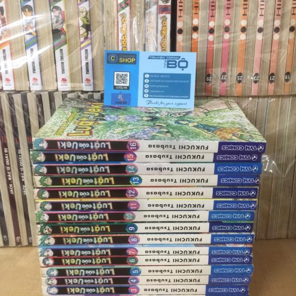Truyện Luật Của Ueki Full bộ 16 Tập giá rẻ Min