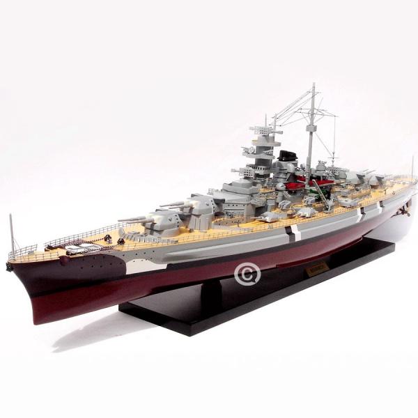 MÔ HÌnh ThuyỀn ChiẾn Bismarck 4
