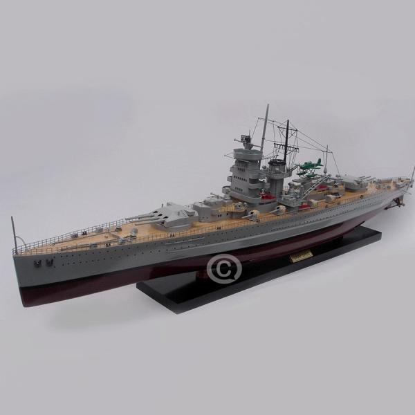 MÔ HÌnh ThuyỀn ChiẾn Graf Spee 2