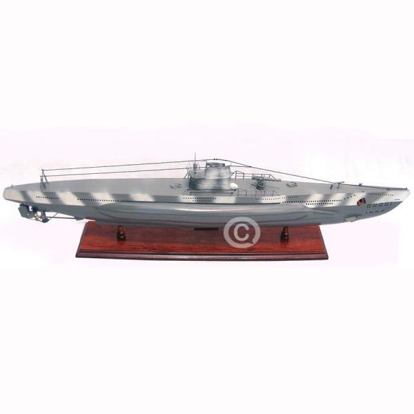 MÔ HÌnh ThuyỀn ChiẾn German U Boat 1