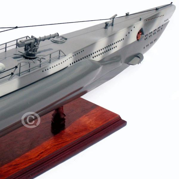 MÔ HÌnh ThuyỀn ChiẾn German U Boat