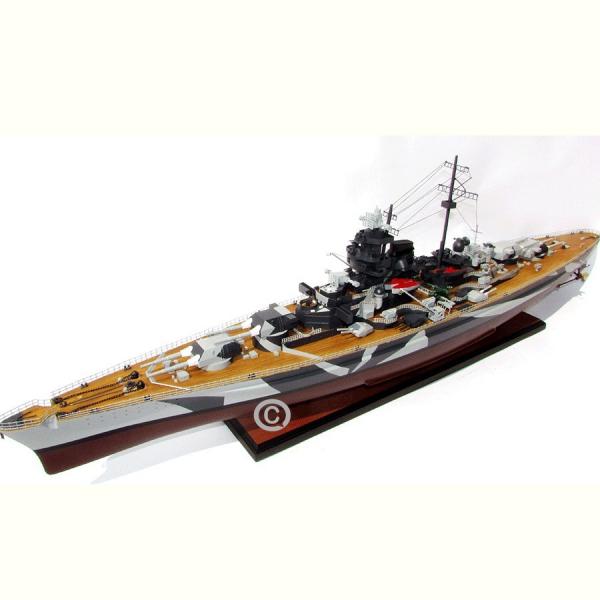 MÔ HÌnh ThuyỀn ChiẾn Tirpitz 2