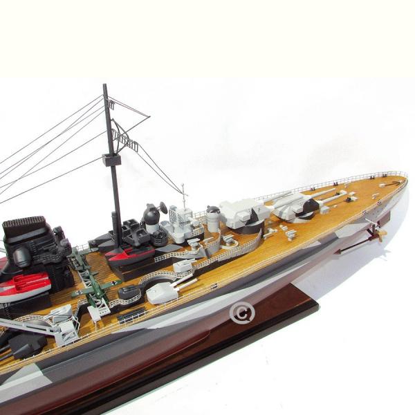 MÔ HÌnh ThuyỀn ChiẾn Tirpitz 4