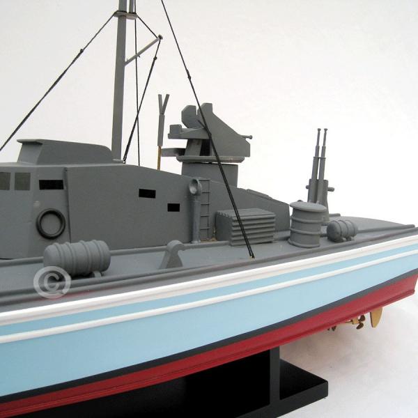MÔ HÌnh ThuyỀn ChiẾn Torpedo 3