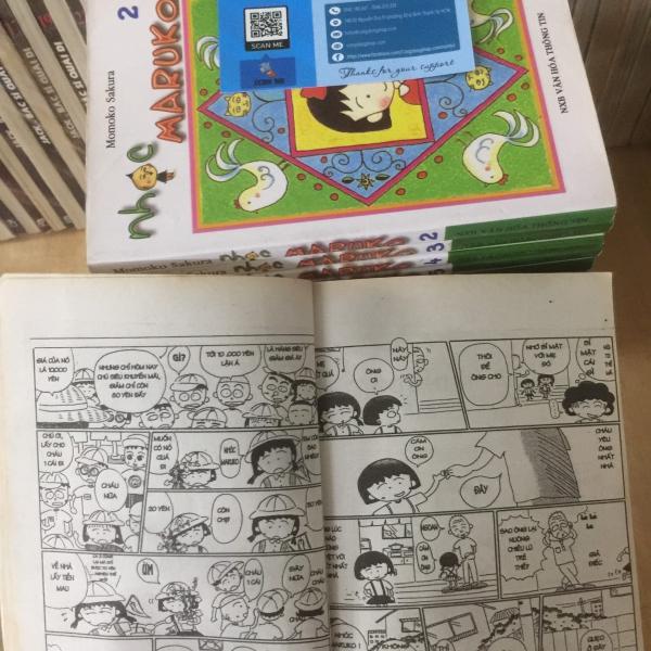 Truyện Nhóc Maruko 15 Tập Full bộ giá rẻ