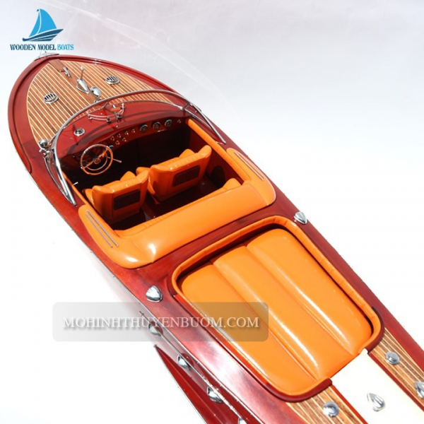 Super Riva Aquarama Orange 8 Min