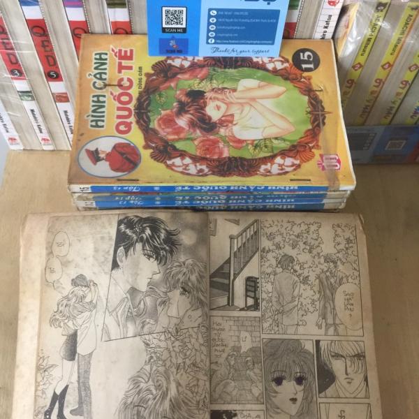 Truyện Hình Cảnh Quốc Tế Full 18 Tập giá rẻ