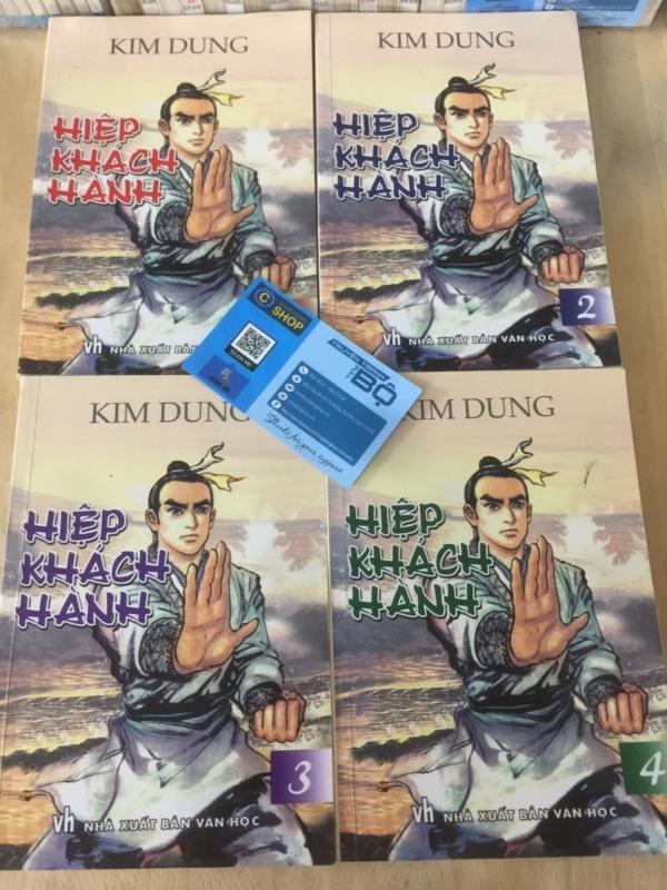 Truyện Kiếm Hiệp Hiệp Khách Hành - Kim Dung