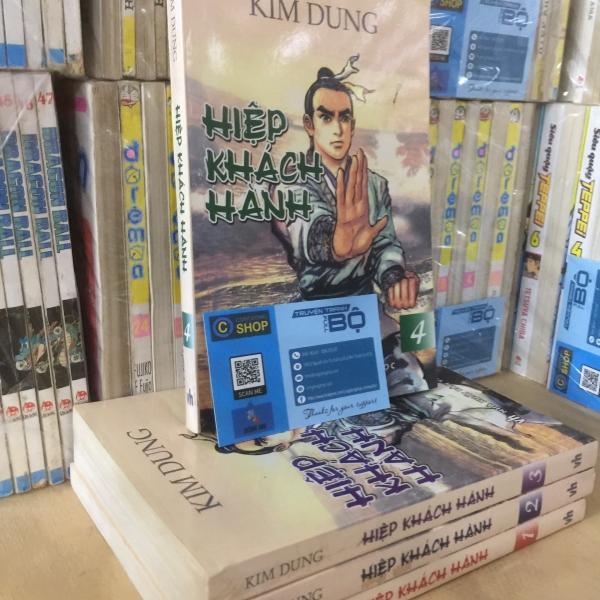 Truyện Kiếm Hiệp Hiệp Khách Hành - Kim DungHành 2 Min