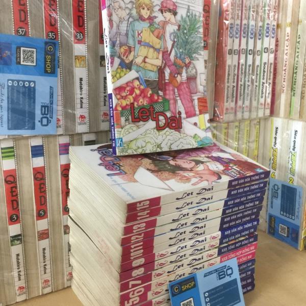 Truyện Let Dai Full 16 Tập Giá rẻ