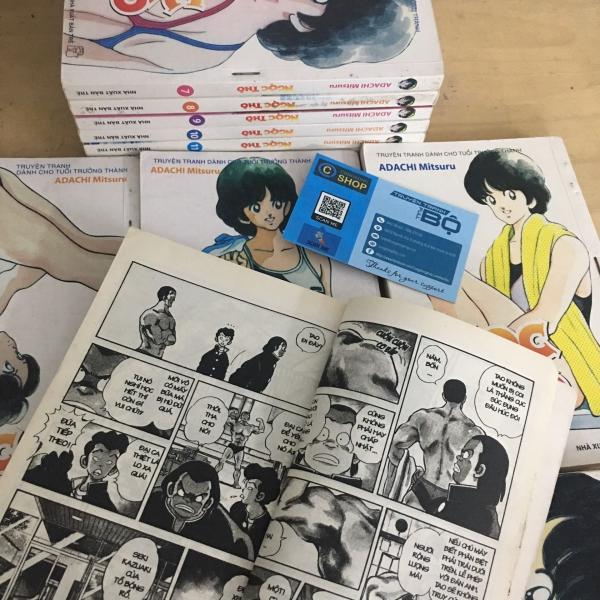 Truyện Ngọc Thô Tái bản Full bộ giá rẻ Trắng 1 Min