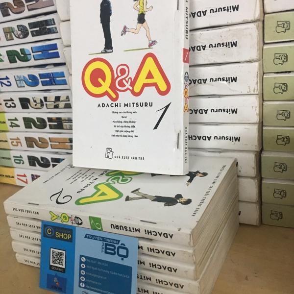Truyện Q&A Full bộ giá rẻ