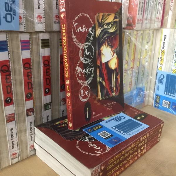 Truyện Trường An Huyền Dạ Full 5 Tập giá rẻ
