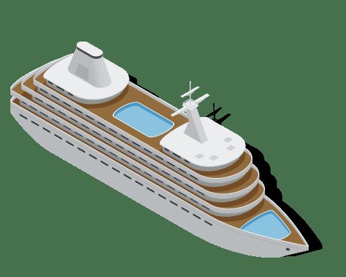 Mô hình Thuyền Du Lịch