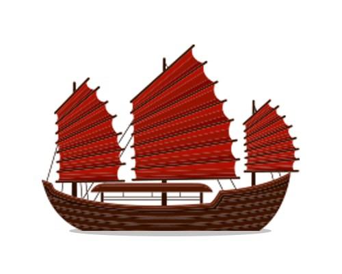 Mô Hình Tàu thuyền Truyền Thống