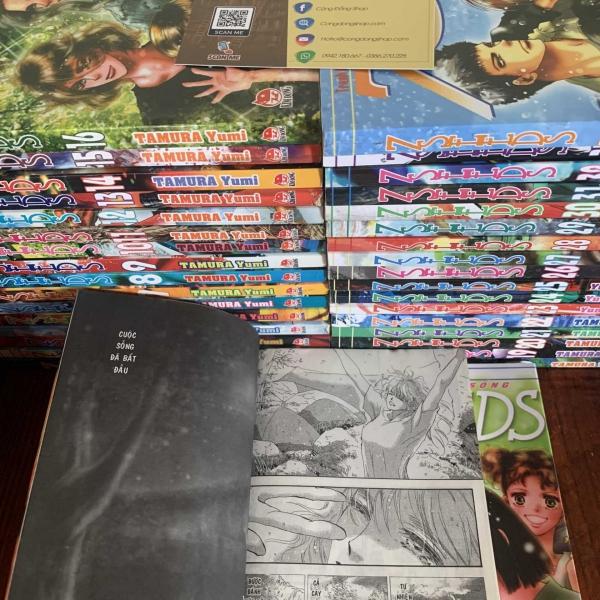 Truyện Tranh 7 Seeds Mầm Sống Full bộ giá rẻ