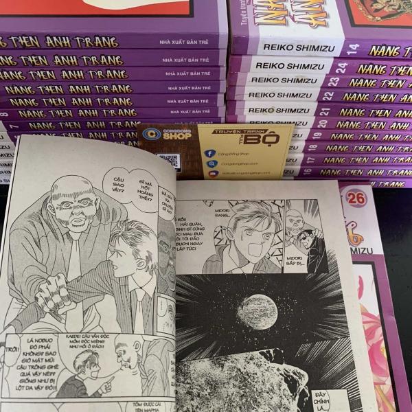 Truyện Nàng Tiên Ánh Trăng Full 27 Tập giá rẻ