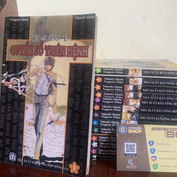 Truyện Quyển Sổ Thiên Mệnh 14 Tập Full bộ
