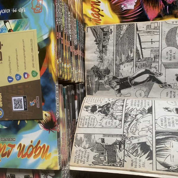 Truyện Ngọn Lửa Recca 38 Tập giá rẻ