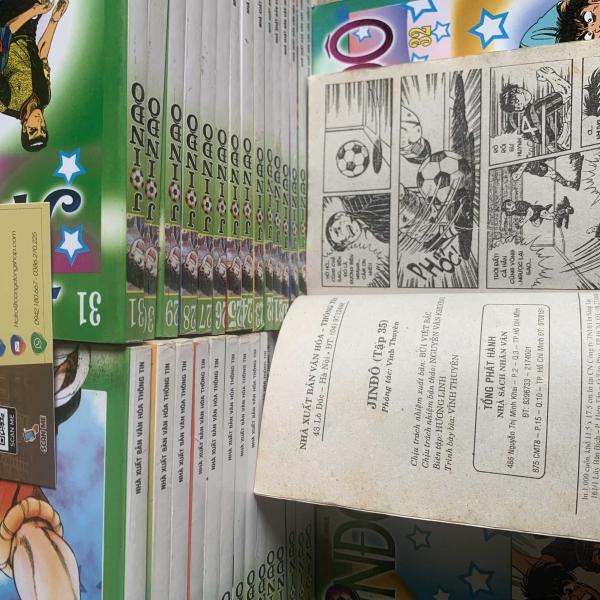 Truyện Đường Dẫn Đến Khung Thành Jindo 35 tập