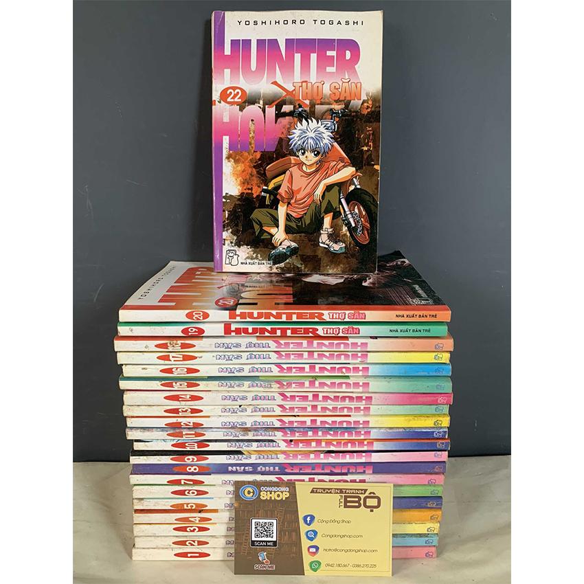 Truyện Thợ Săn Hunter 24 Tập giá rẻ