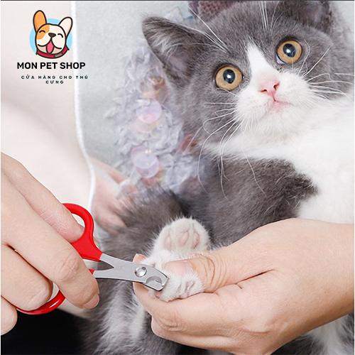 Kéo cắt móng mini cho thú cưng cho mèo