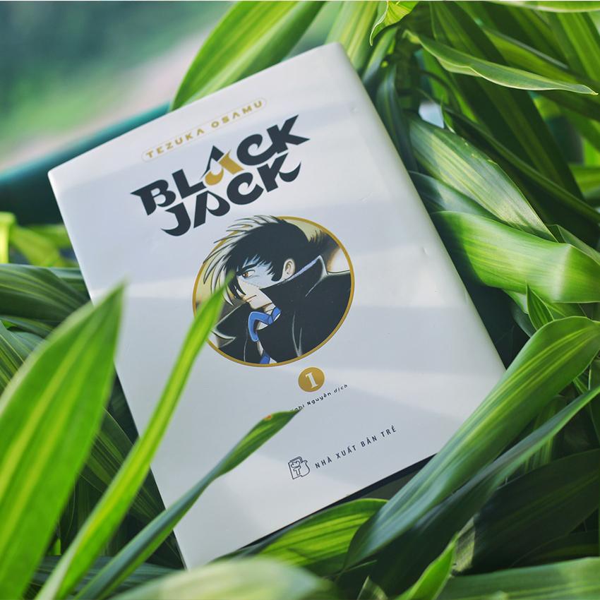 Truyện Black Jack 01 Bản đặc biệt