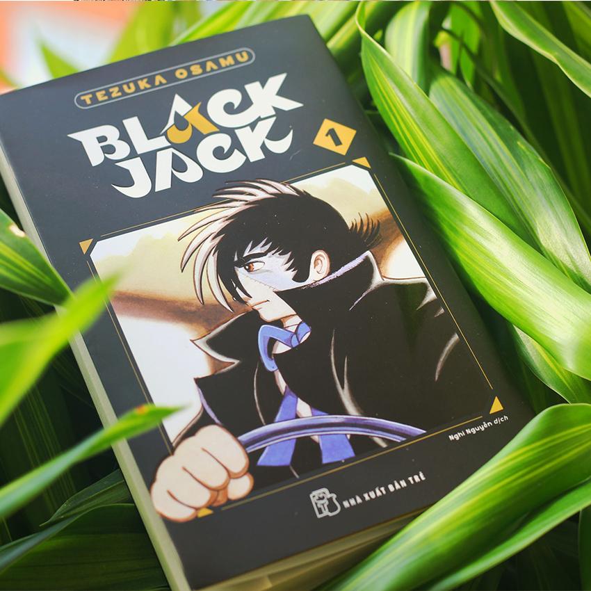 Truyện Black Jack Tập 1 Bản thường