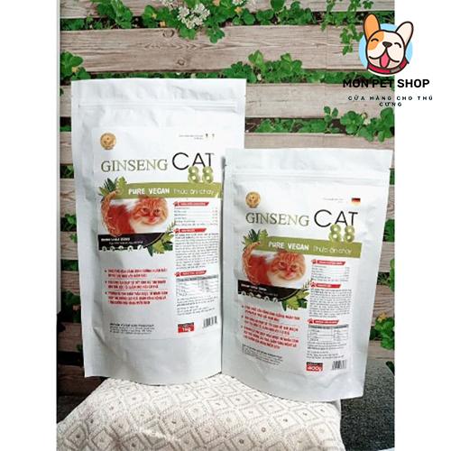 Thức Ăn Hạt Chay Ginseng Cho Chó Và Mèo