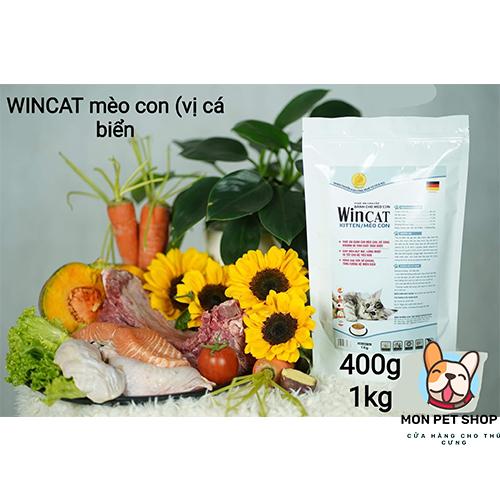Thức Ăn Hạt Dành Cho Mèo Wincat