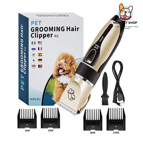 Tông Đơ Cắt Tỉa Lông Pet Grooming Hair