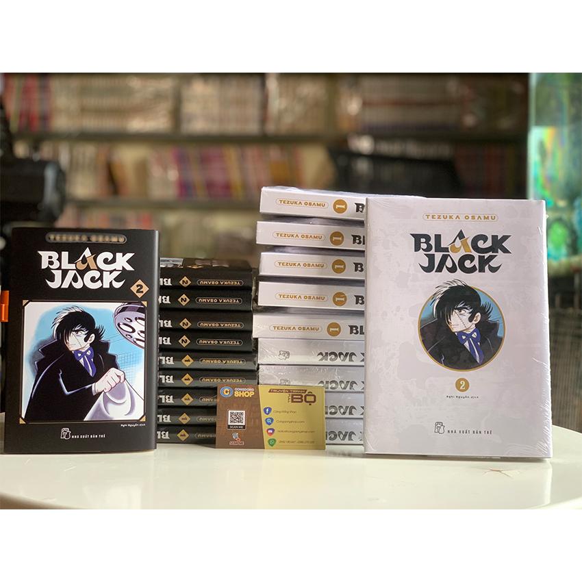 Truyện Black Jack 02 Bản đặc biệt