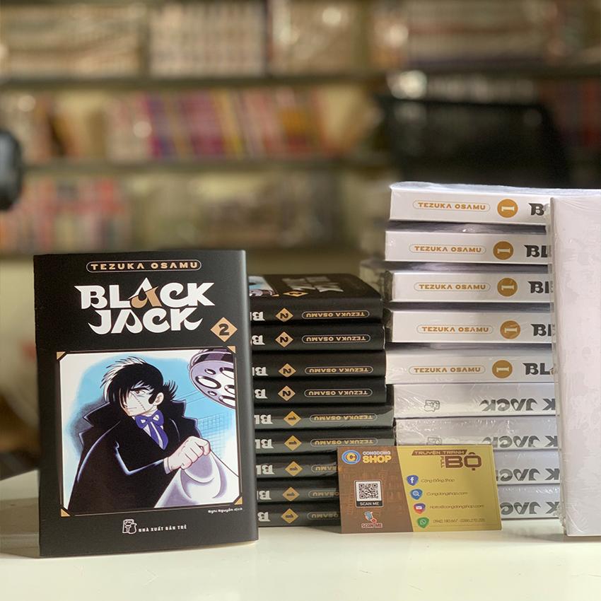 Truyện Black Jack Tập 2 Bản thường