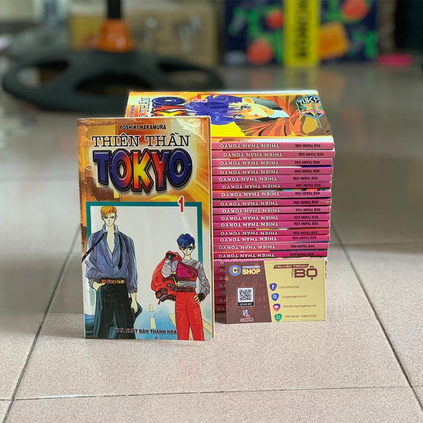 Truyện Thiên Đường Tokyo đời đầu 23 tập giá rẻ